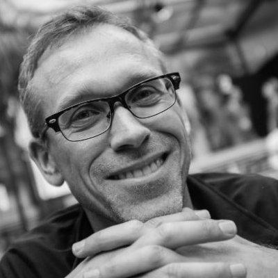Anton Prins, GIS-Specialist Rijskwaterstaat