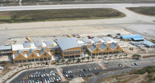 Project: Hato (Vliegveld Curacao)