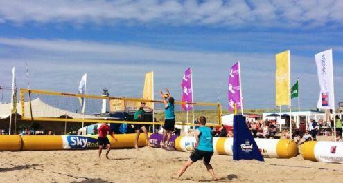 Beachteam Provades kampioen!